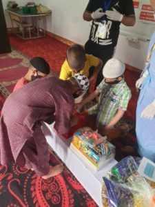 Eid at an Orphanage by AAB-E-RAWAN