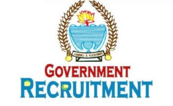 Jobs JKSSB Recruitment 2020 for 8575 Class 4 Posts Jobs 2020 | Notification