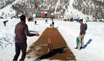 Promote Cricket in Kashmir Organizers Need to be given a Tight Knot