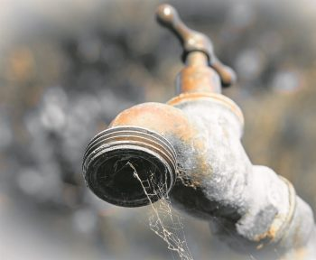 Residents of Sheribhat and it's adjacent areas complain of poor water supply