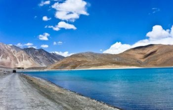 The Pangong Lake Circuit Southeast Ladakh