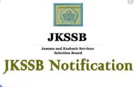 Till today morning 446810 Registrations have been done by the candidates on JKSSB Online Portal