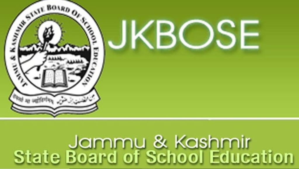 JKBOSE Issued Guidelines for 10th Class