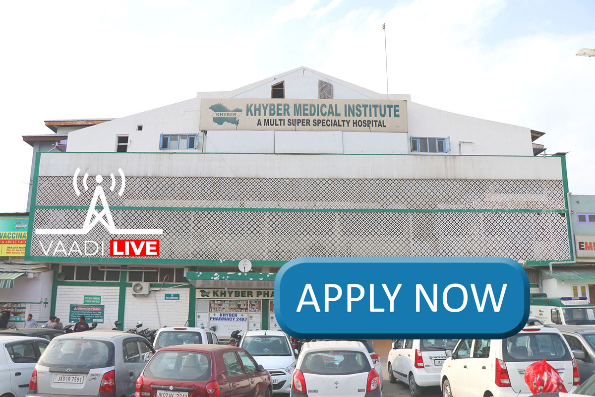 New Jobs in Khyber Recruitment 2020: Apply Now