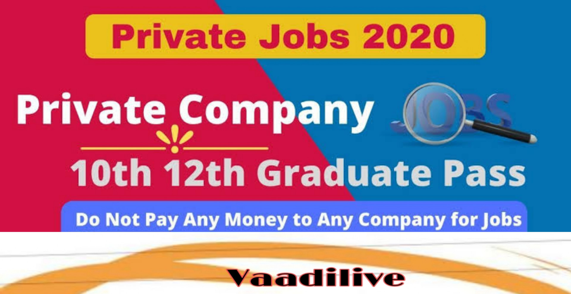 Srinagar Private Jobs 2020 | 10th 12th Pass Graduates Freshers Can Apply Latest Vacancy Today