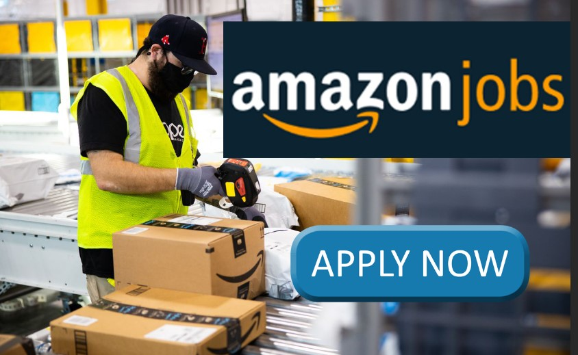 Job in Amazon Srinagar Kashmir: Apply Now