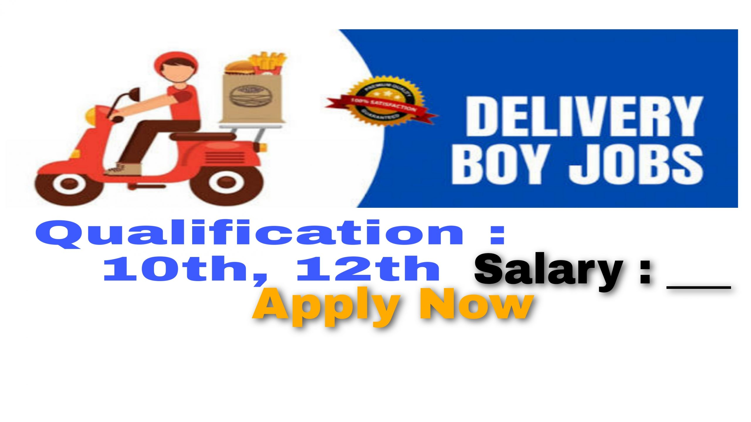 Delivery Boy Job Vacancy Budgam Busybees Logistics Solutions Delivery jobs Kashmir