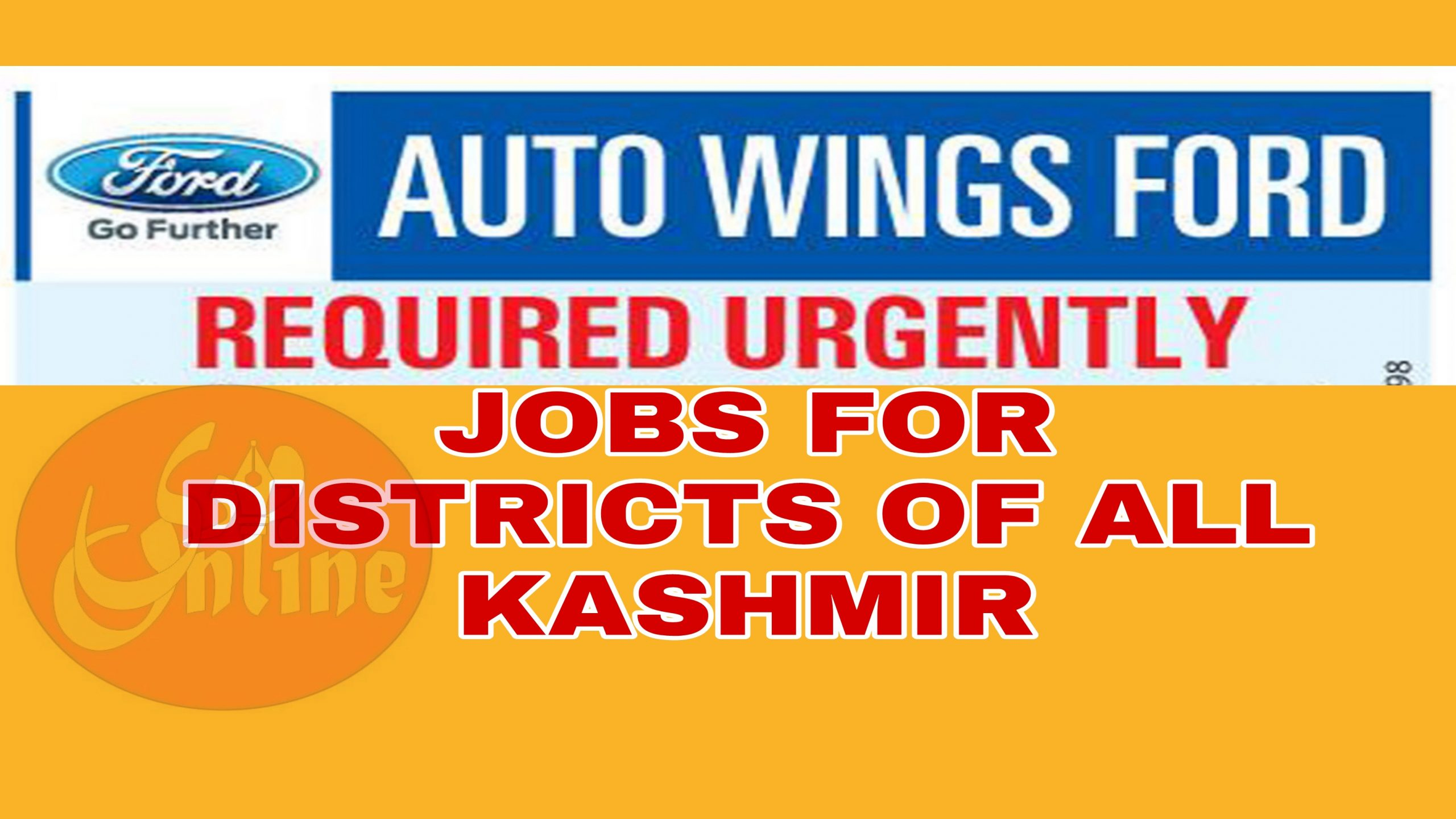 Private jobs in Kashmir districts 2021 auto wings ford srinagar Private jobs in Kashmir districts 2021 auto wings ford srinagar Latest Updates