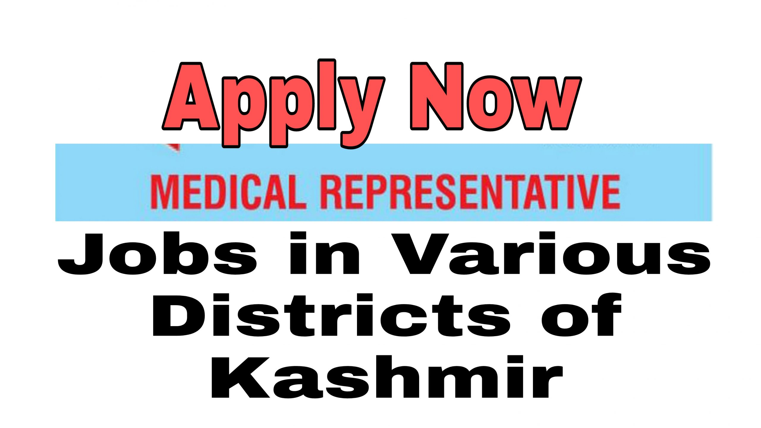 mr medical representative jobs Kashmir Districts Srinagar Sopore Anantnag Pulwama
