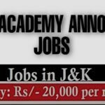 govt teacher jobs in jammu and kashmir basix academy Govt schools JK Graduate