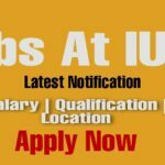 iust awantipora Jobs recruitment Latest notifications Official website BSc Nursing 2021