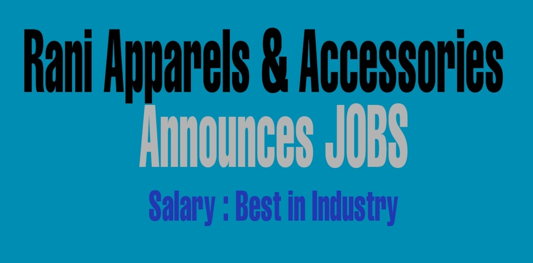 Tailor jobs in Srinagar Rani apparels and accessories Best Women's Boutique