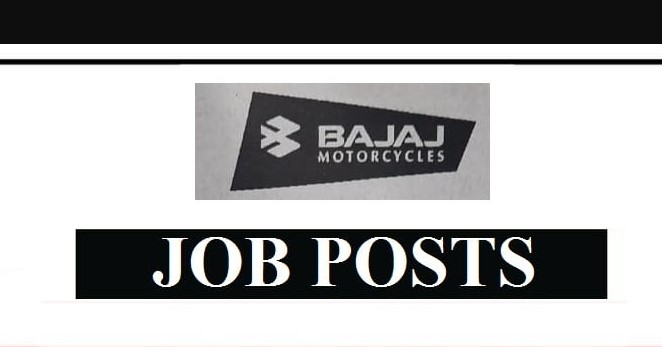 Bajaj Motorcycles Jobs in Srinagar & Anantnag: Apply Now