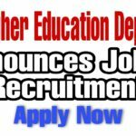 Jk higher education department recruitment Latest notification 2021 Govt Jobs Jammu and Kashmir