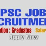 Jkpsc latest jobs recruitment Graduates assistant registrar Upcoming jammu and kashmir public service commission