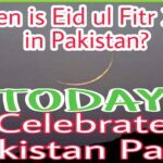 eid ul fitr 2021 date in Pakistan Announced khyber pakhtunkhwa north waziristan district Today